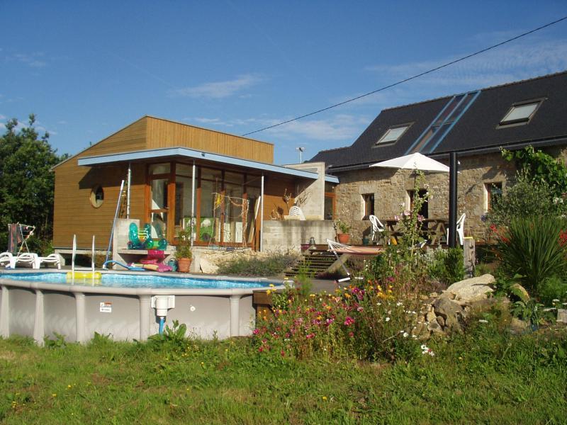 Toit terrasse ossature bois accessible for Crepi exterieur isolant
